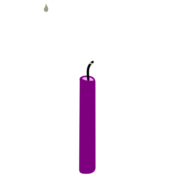 Burning Candle PNG Clip art