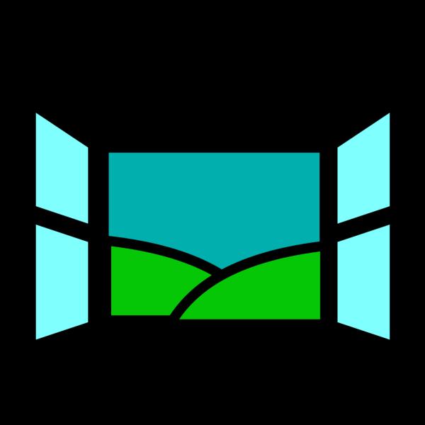 Blank Window Icon PNG Clip art