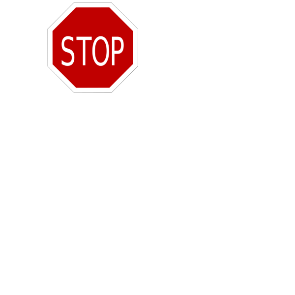 Blue Stop PNG Clip art