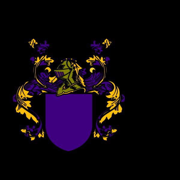 Heart Blue Purple 2 PNG Clip art