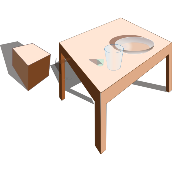 Marble Table PNG Clip art