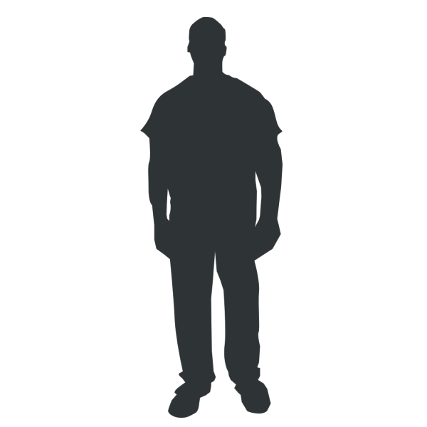 Person Outline PNG Clip art