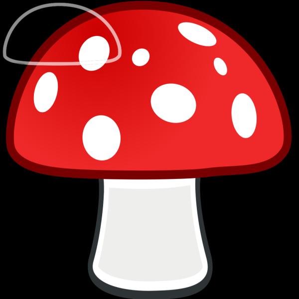 Blue Mushroom House PNG images