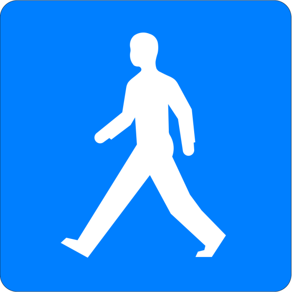 Walking Man PNG Clip art