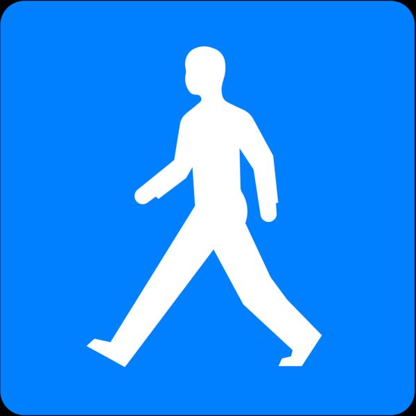 Walking Man PNG Clip art