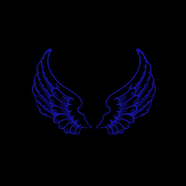 Falcon Wings PNG Clip art