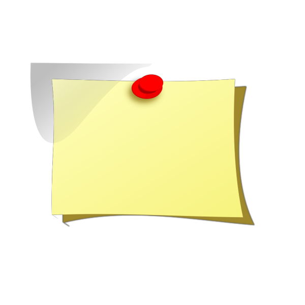 Post It PNG images