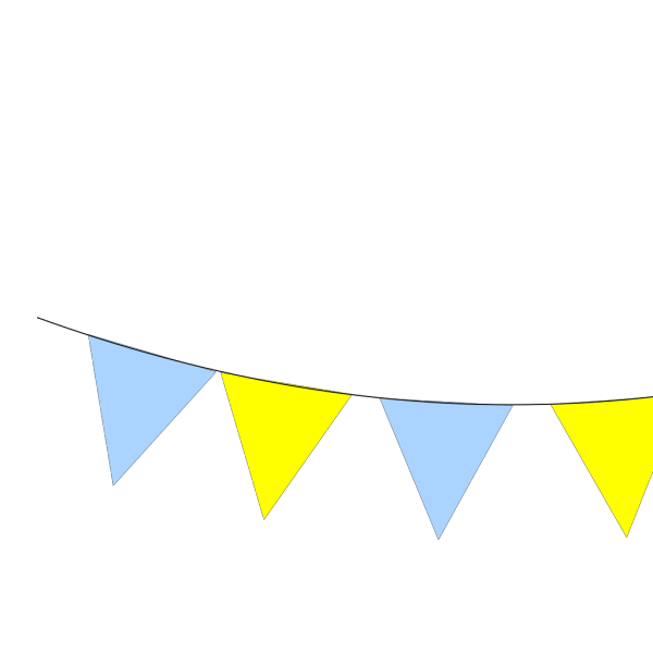 Bunting PNG images