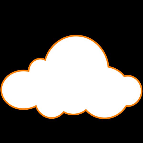 Cloud6 PNG Clip art