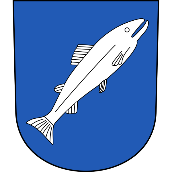 Fish Wipp Rheinau Coat Of Arms PNG Clip art