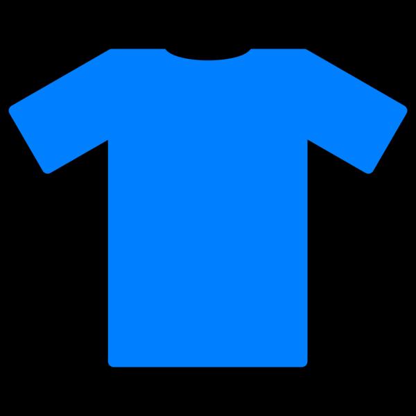 Blue Football Top PNG Clip art