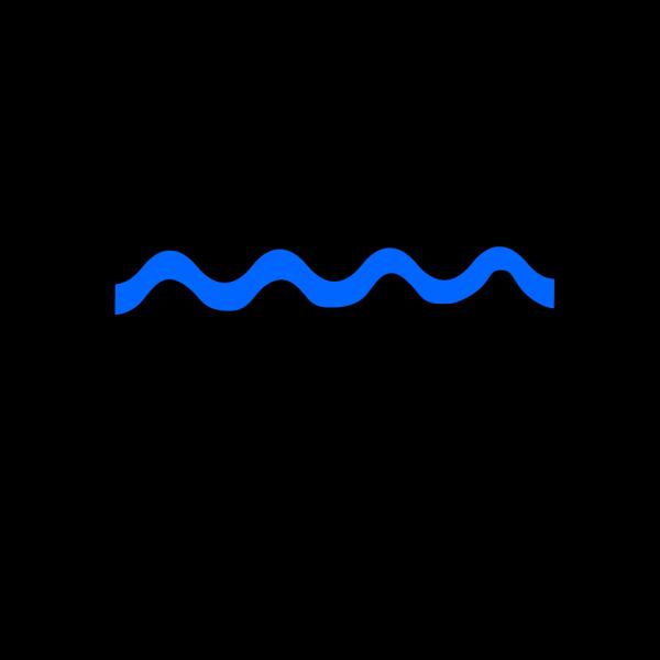 River Blue PNG Clip art