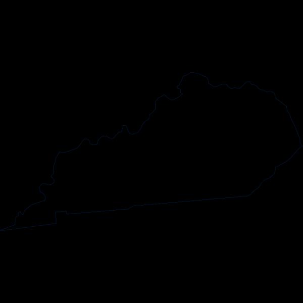 Ky Outline PNG Clip art