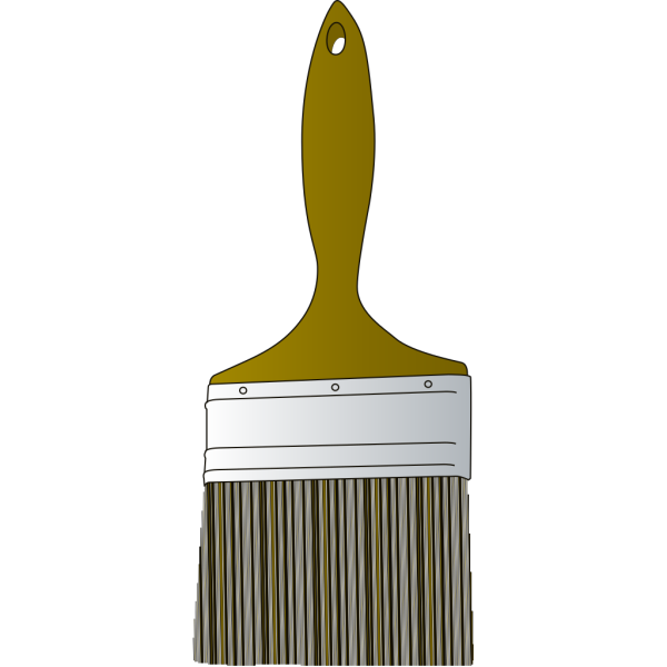 Paint Brush PNG Clip art