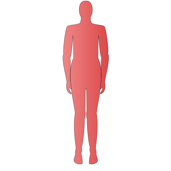 Human Form PNG icons