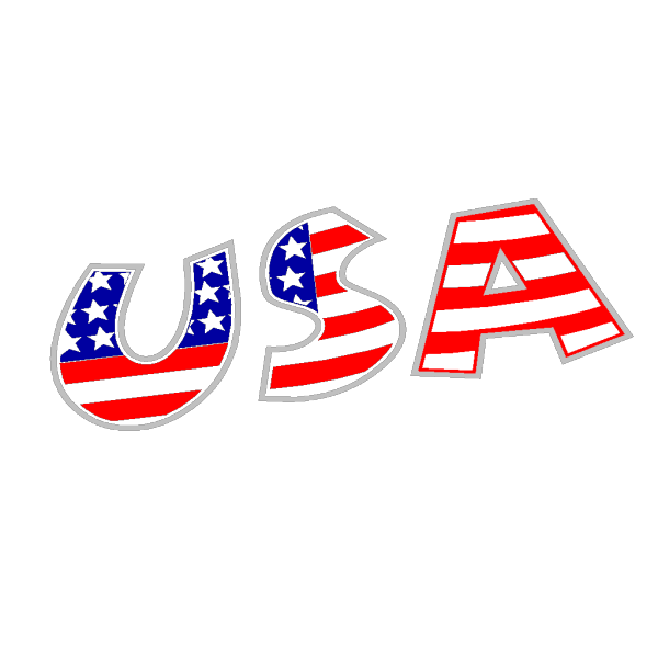 Usa/australia Orange PNG Clip art