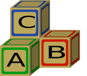 Abc Blocks PNG images