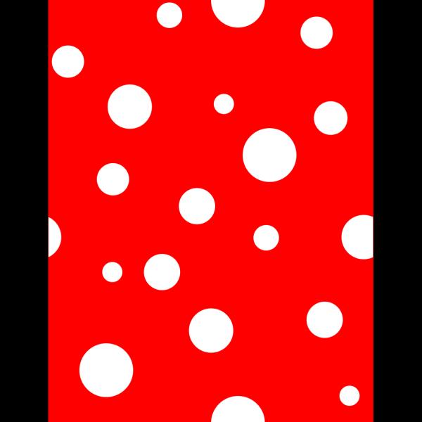Light Blue Polka Dots PNG Clip art