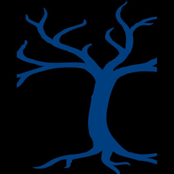 Bluetree PNG Clip art