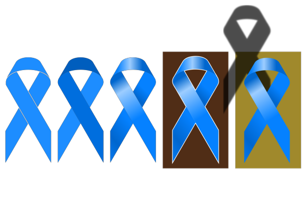 Blue T PNG clipart