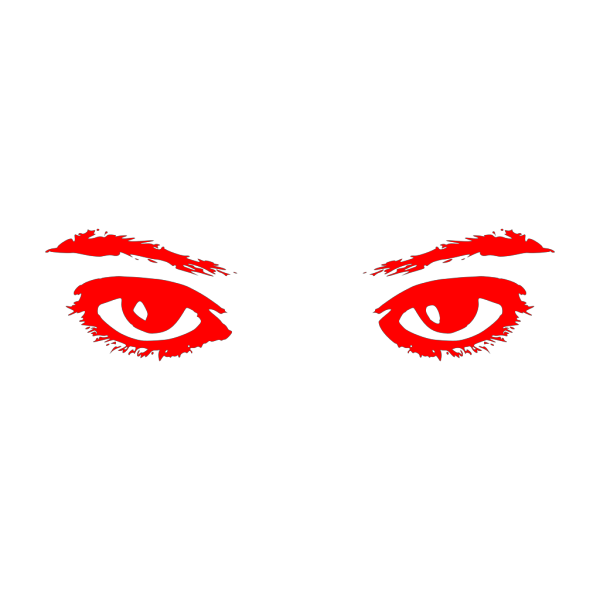 Angry Eyes PNG images