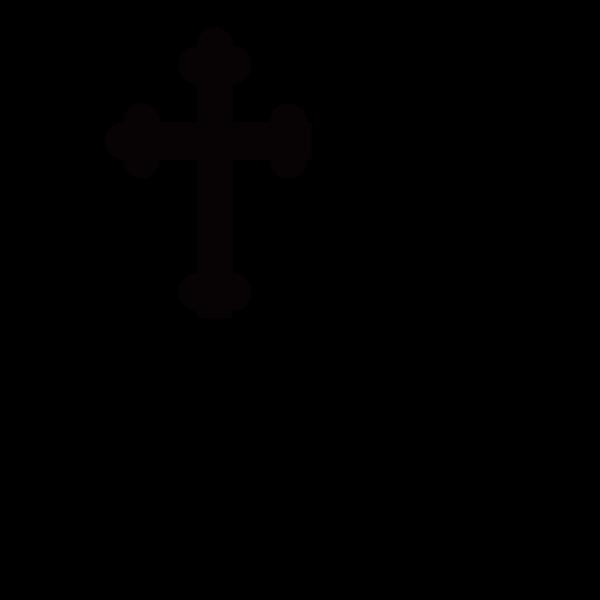 Christening Cross PNG Clip art