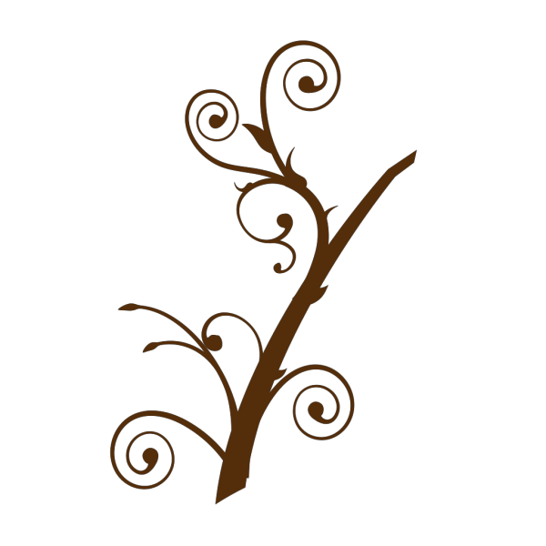 Tree Branch Blue PNG Clip art