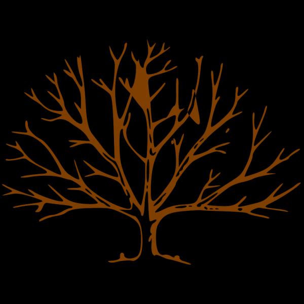 Light Blue Tree PNG Clip art