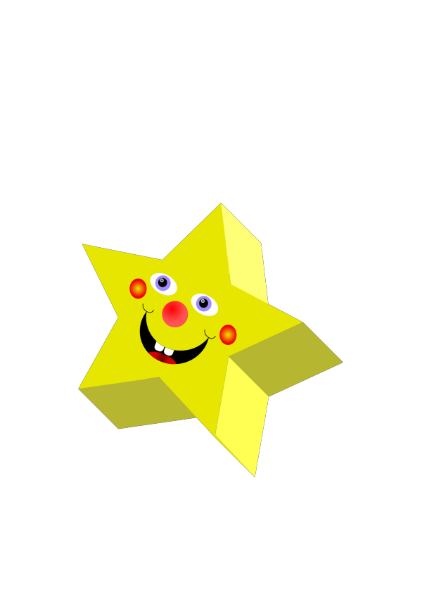 Star PNG clipart