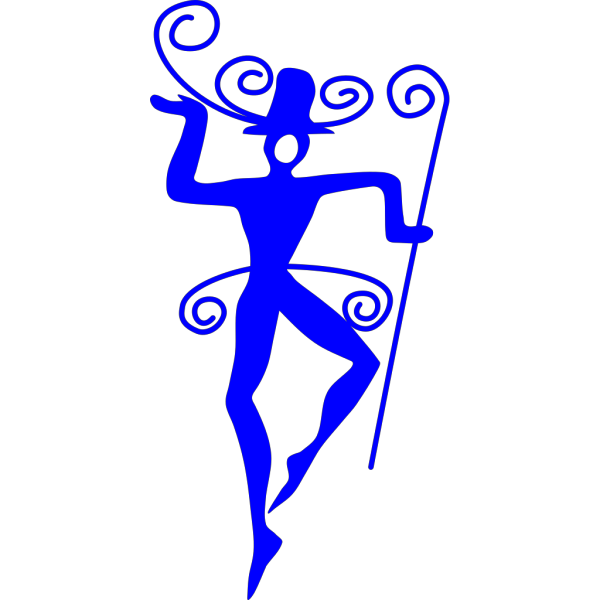 Dancer Silhouette PNG images