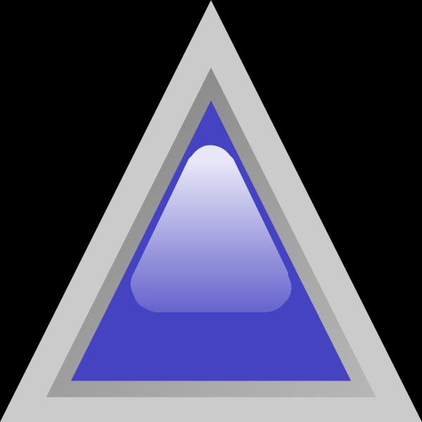 Blue Border PNG Clip art