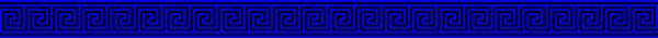 Blue Checkered Border PNG Clip art