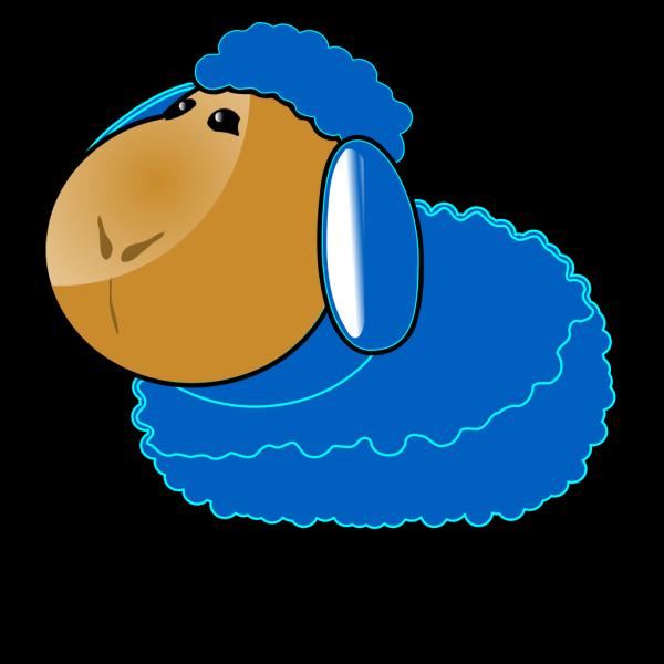 Bluesheep PNG Clip art