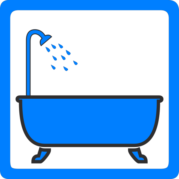 Tub And Shower PNG Clip art