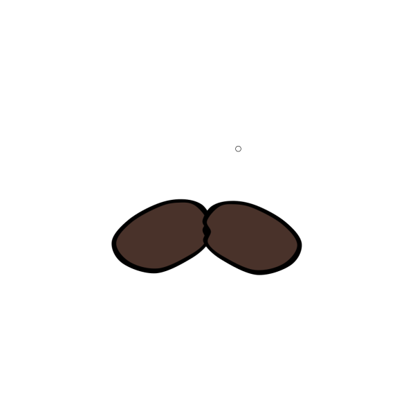 Mustache PNG Clip art