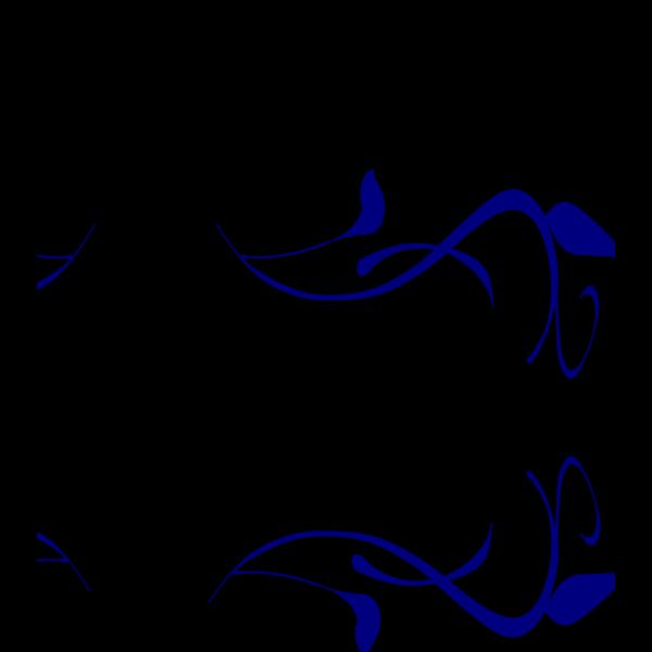 Swirl Border PNG Clip art