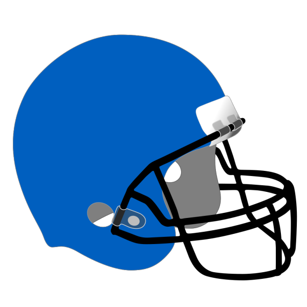 Football Helmet Black Grill PNG images