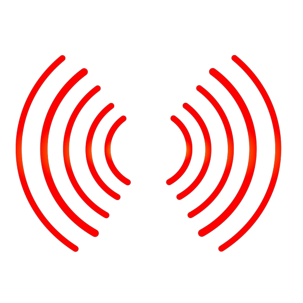 Radio Waves (hpg) PNG Clip art