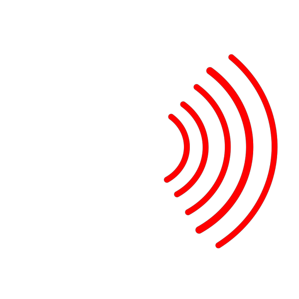 Radio Waves PNG Clip art