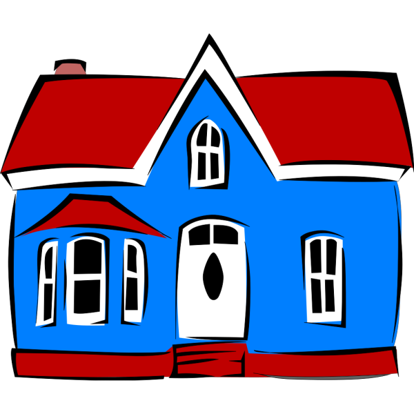 Mansion 2 PNG clipart