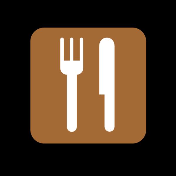 My Restaurant Solution Blue PNG Clip art