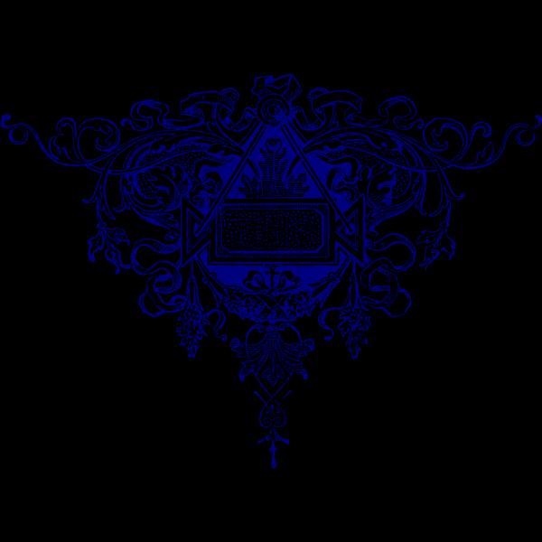 Fancy Flourish Royal PNG Clip art