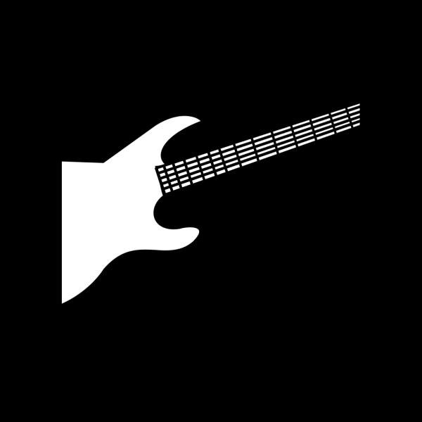 Blue Guitar  PNG Clip art