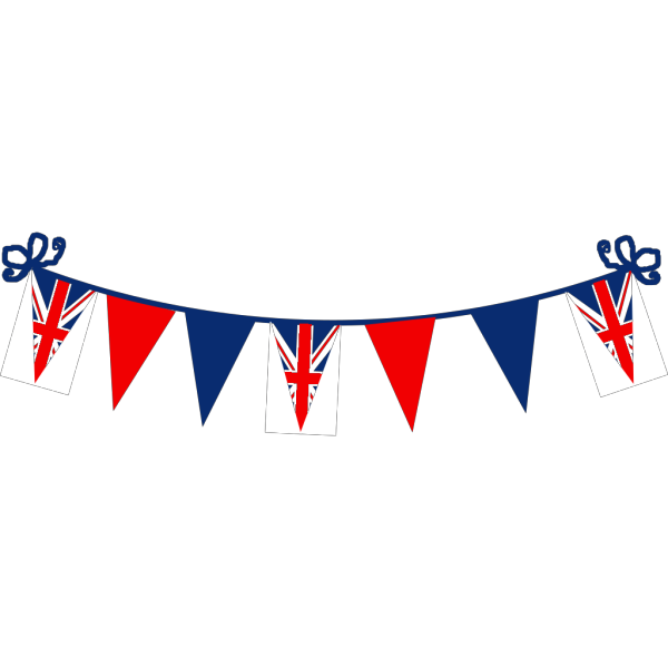 Jubilee Bunting PNG images