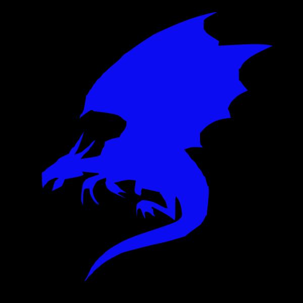 Blue Flyer PNG images