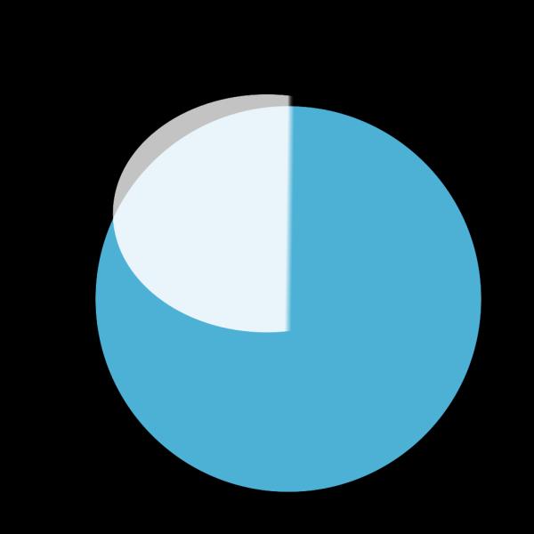 Bubble Blue 2 PNG Clip art