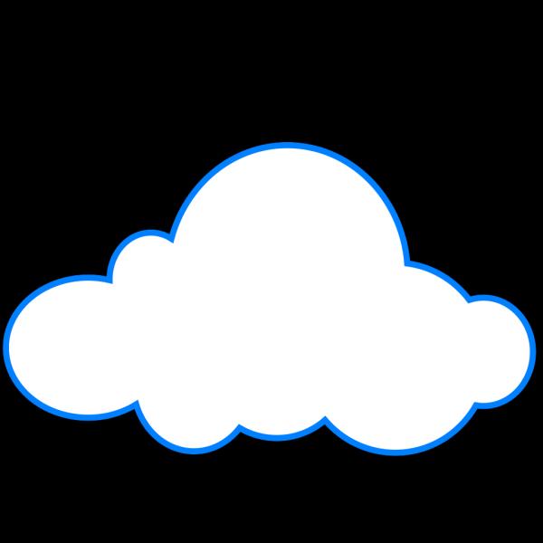 Cloud2 PNG Clip art