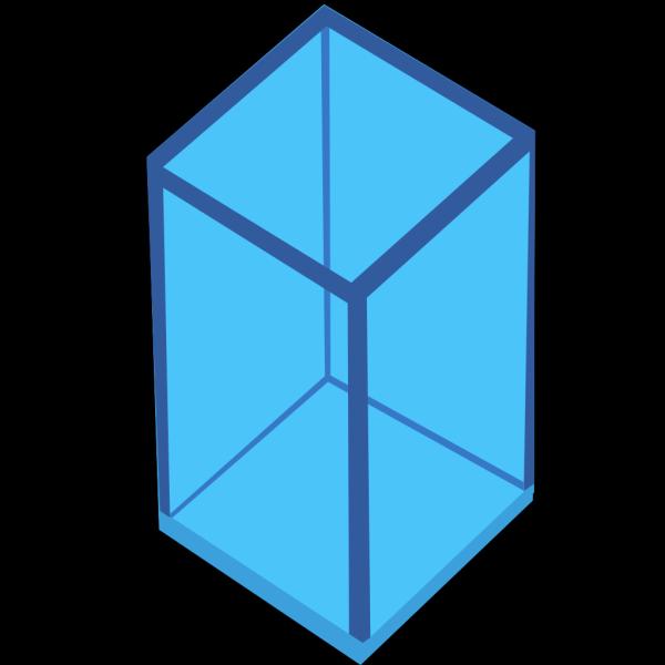 Box 3D Design PNG Clip art