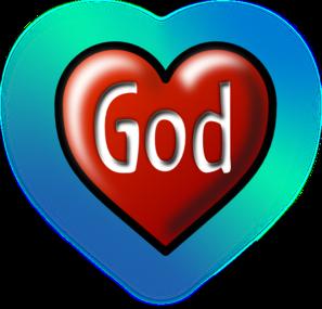 God Heart PNG Clip art