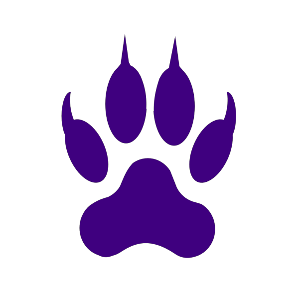 License Paw Print PNG Clip art